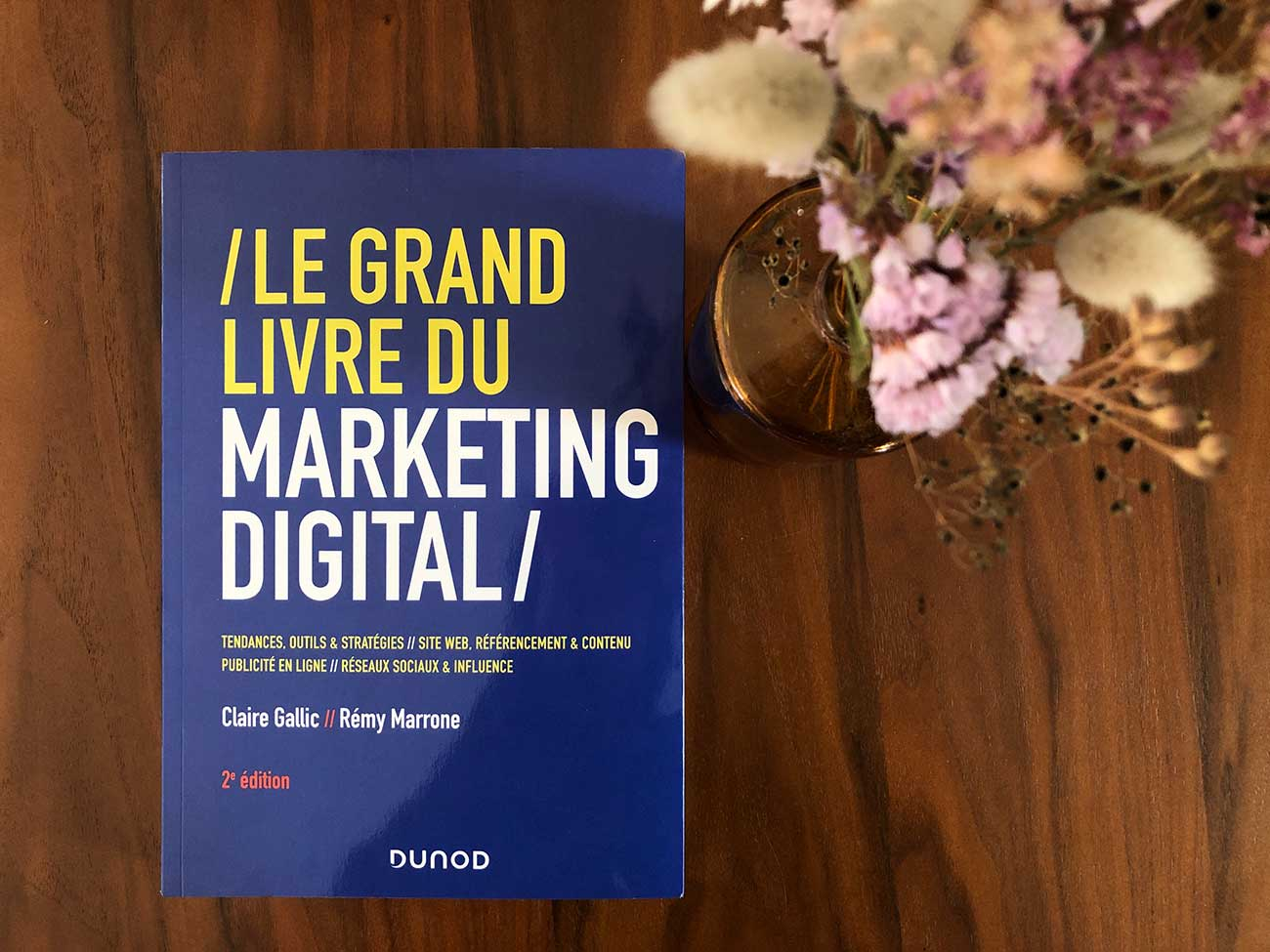 Le Grand Livre du Marketing Digital - Dunod - 2018